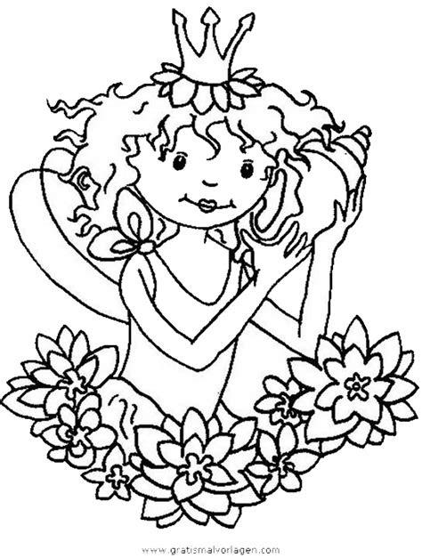 malvorlage prinzessin lillifee kostenlos  kostenlose