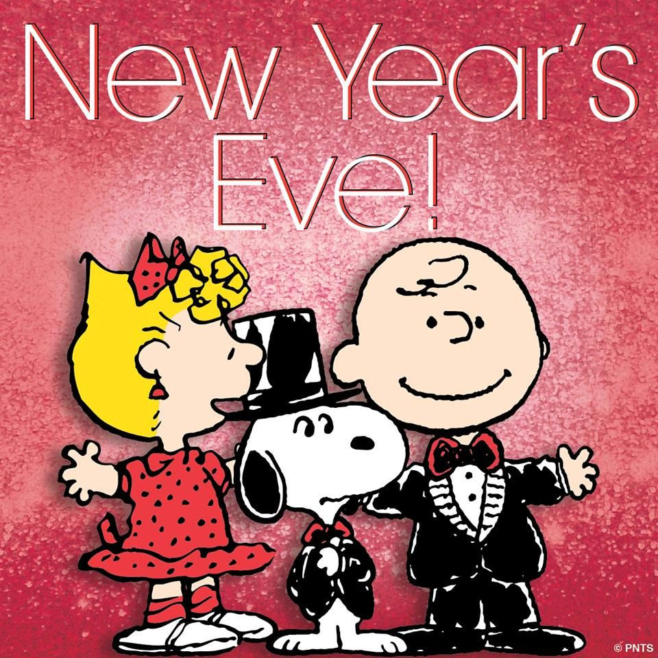 Snoopy And Charlie Brown New Years Eve Quote Pictures Photos And