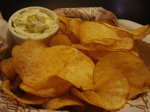 borough chips and dip