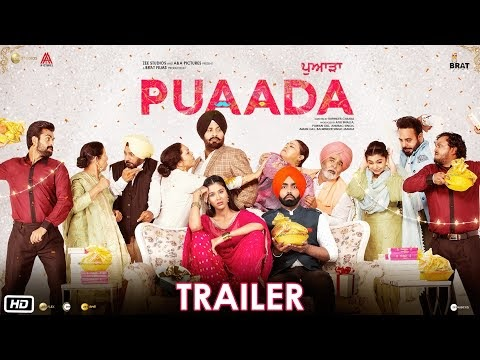 Puaada Punjabi Movie Trailer