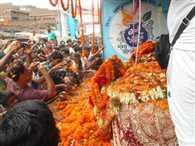ganga jagran yatra in Munger