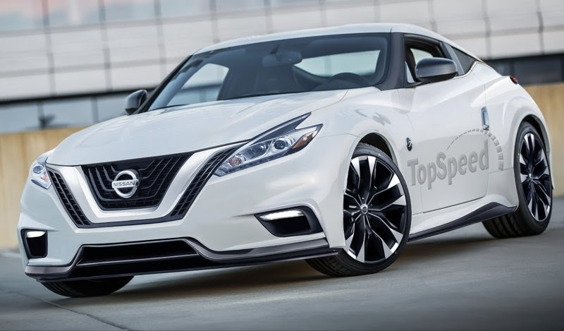 2018 Nissan Z - Picture 660952   car review @ Top Speed