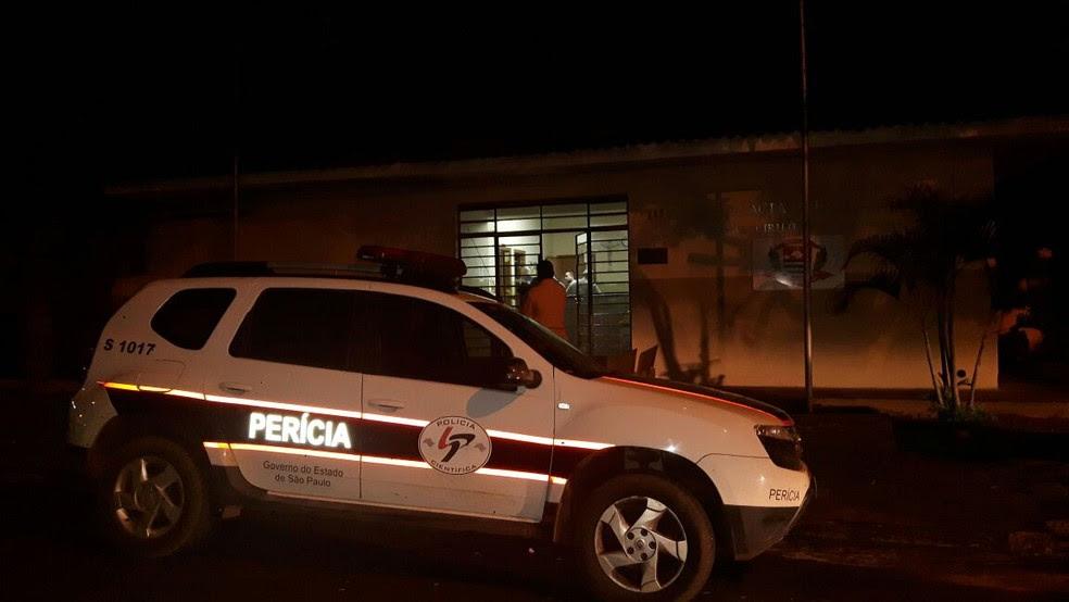 Caso foi registrado na delegacia de Boa Esperança do Sul (Foto: Wilson Aiello/EPTV)
