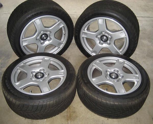 Tech Thursday C5 Tires And Wheels Corvetteforum