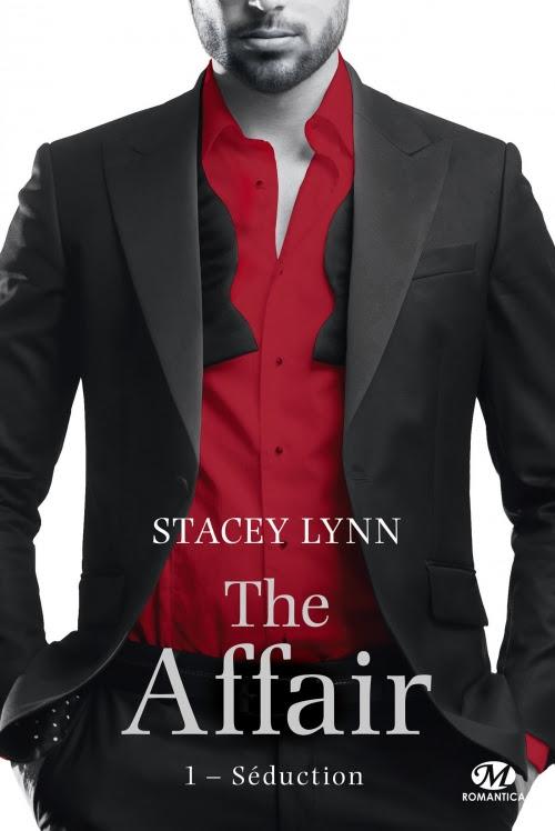 Couverture The affair, tome 1 : Séduction