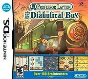 Professor Layton and the Diabolical Box (Nintendo DS)