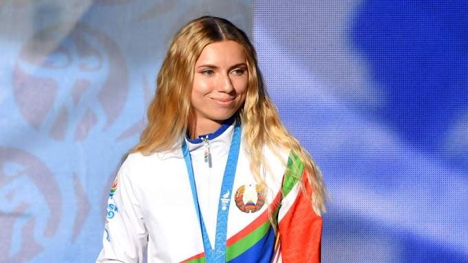 Легкоатлетка Тимановская объяснила критику в адрес белорусских тренеров