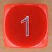 Red Dice Number 1