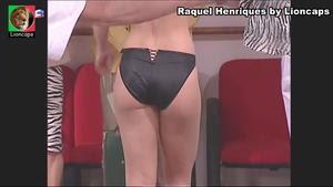 Raquel Henriques sensual na serie Maré alta