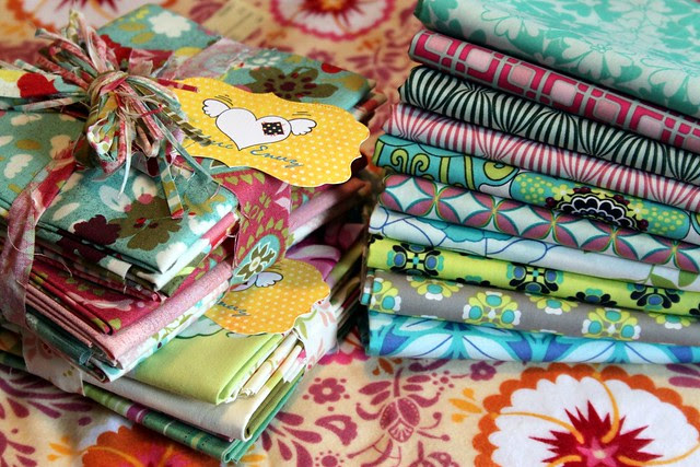 Fabric Envy Mail!
