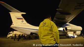 Russian planes in Latakia . Alexey Kudenko/RIA Novosti