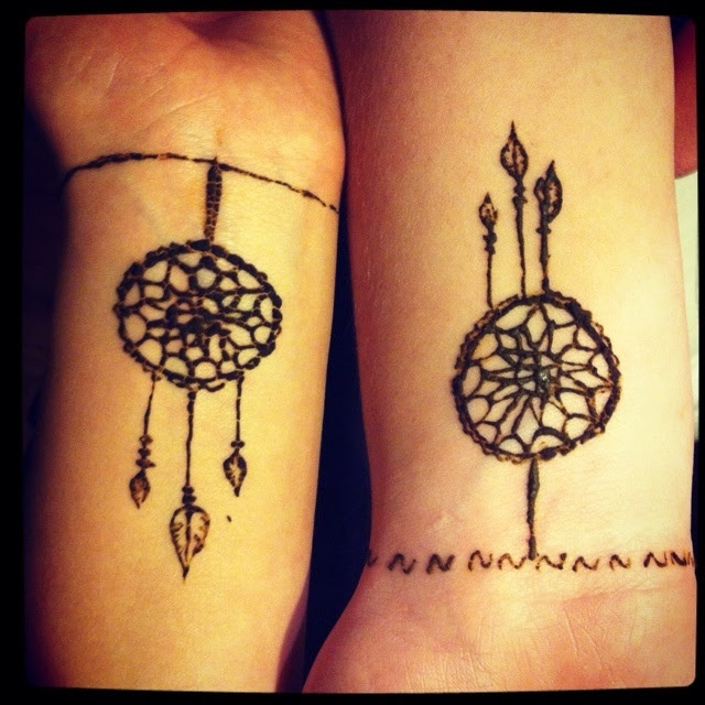 Dream Catcher Tattoo Images & Designs