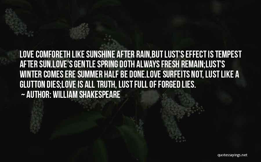 Top 1 Quotes Sayings About Theres Always Sunshine After The Rain