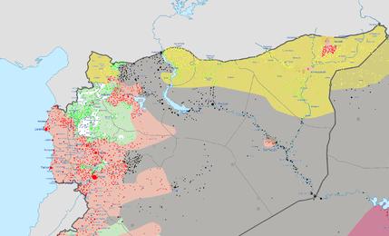 Rififi autour des Kurdes