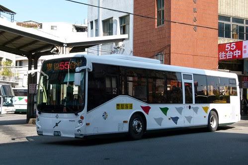 豐原客運低地板公車