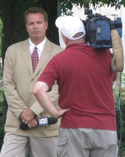 News Crew Face Off