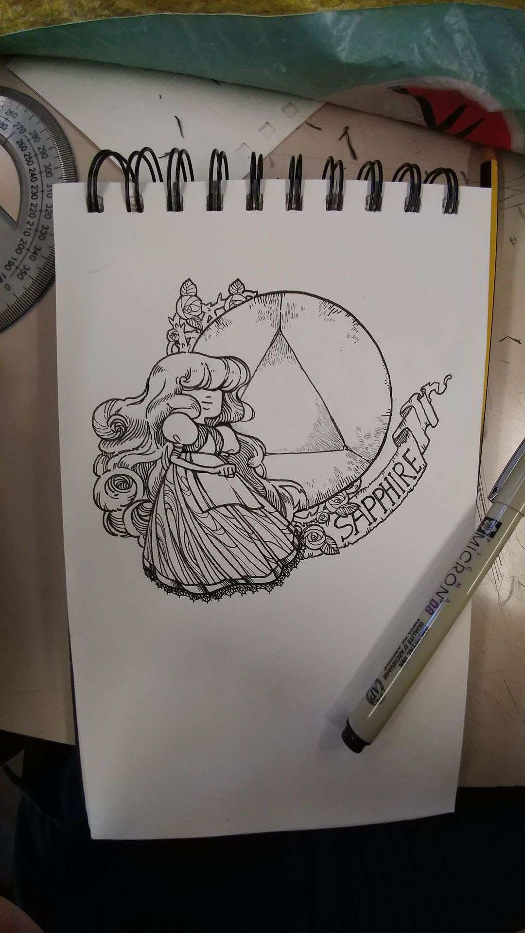 Just some gems sketches