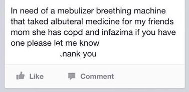 medical misspellings facebook example humor