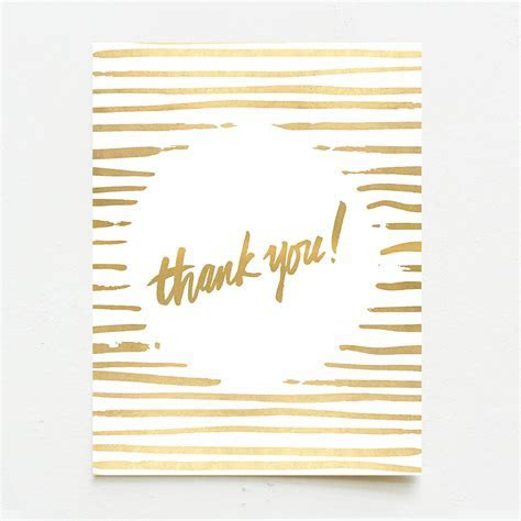 Thank You Stripes ? Wink Wink Paper Co.
