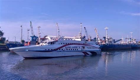 jadwal kapal  harga tiket kapal bahari express