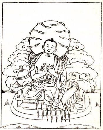 Nagarjuna Lhu Drup