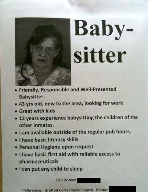 what makes a good babysitter