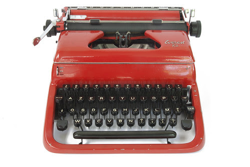 Everest K2 typewriter