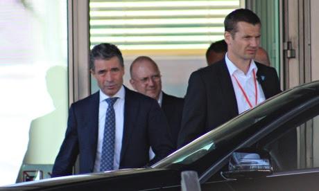 Bilderberg - Nato deixando