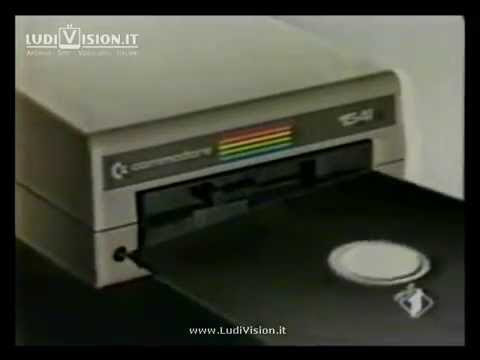 Commodore 64 - Gli accessori (1984)