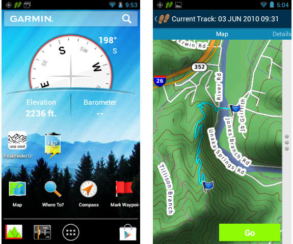 Garmin Monterra first looks