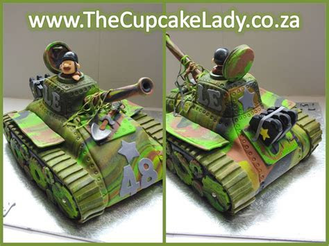 Another Tank Cake!