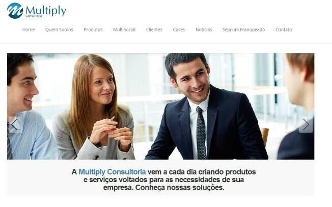 A Multiply Consultoria promete consultoria em gestão para melhores resultados e diminuição de riscos para micro e pequenas empresas - Valor de investimento: R$ 20 mil. Foto: Divulgação