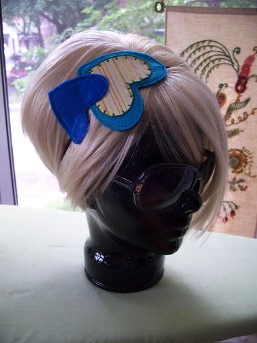 new headband design on my creepy model