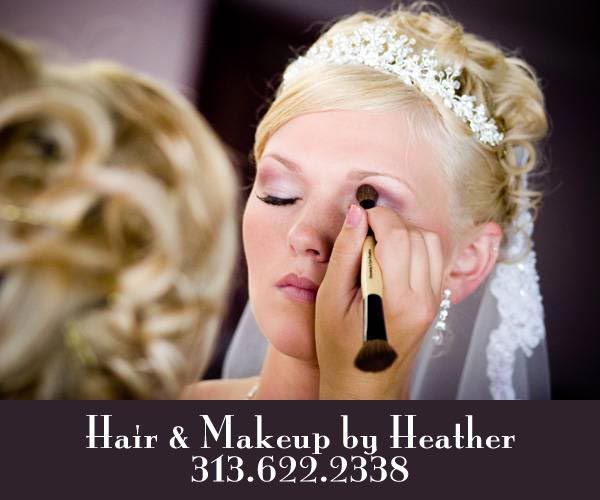 hair & makeup by heather