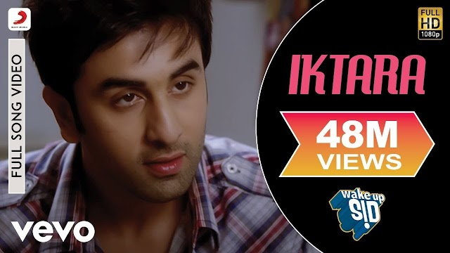Iktara Lyrics in Hindi - Wake Up Sid