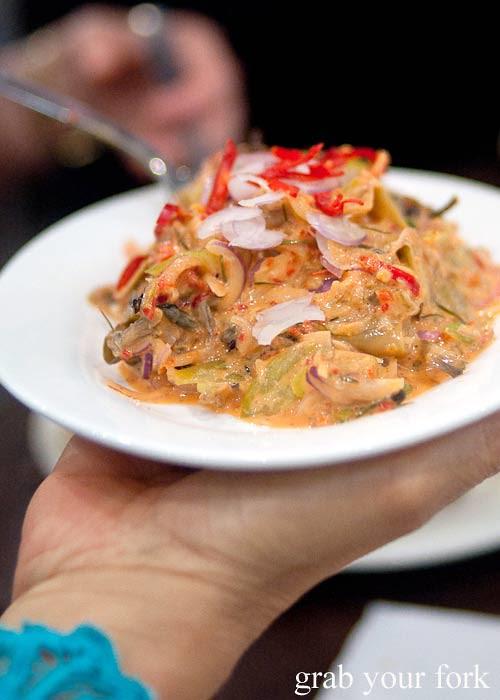 Amy heritage nyonya cuisine melaka grab your fork a for Amy heritage nyonya cuisine