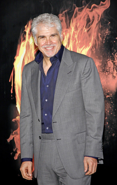 """Gary Ross at the Los Angeles premiere of """"The Hunger Games"""" held at the Nokia Theatre L.A. Live, Los Angeles."""