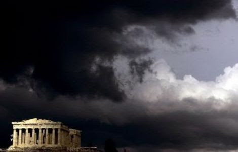 Telegraph: Μπορεί η Ελλάδα να αποφύγει τη χρεοκοπία αυτόν τον μήνα; (γράφημα)