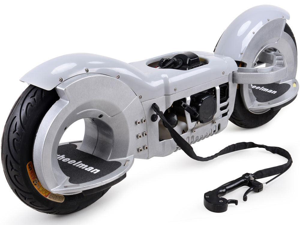 Wheelman V2 50cc Gas Powered Skateboard \u2013 Car Tots Remote Control Ride On Cars, Trucks, SUVs and
