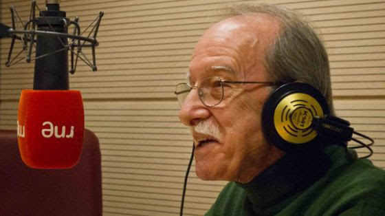 El periodista Juan Claudio Cifuentes, en una imagen de archivo.