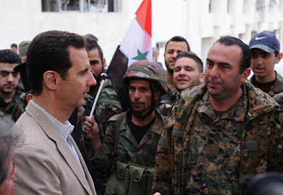 Is The Syrian Government In Name Only?