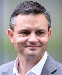 "GREENS TRADE SPOKESMAN: James Shaw said National was governing ""in the interest of foreign companies at the expense of local interests""."