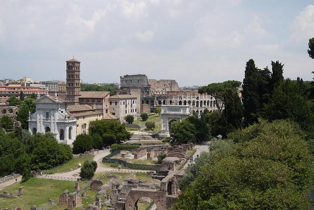 Foro Romano 古羅馬廣場
