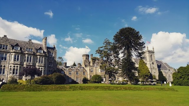 Hotel Review: Ashdown Park Hotel, East Sussex, England, UK