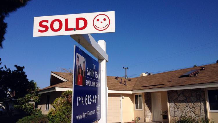 Orange County home sales