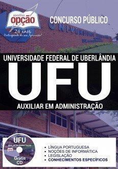 Apostila UFU Auxiliar em Administração.