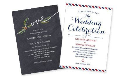 Costco wedding invitation printing service  cheap and