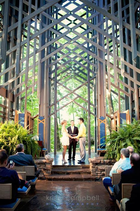 Images For > Thorncrown Chapel Wedding   Wedding Ideas