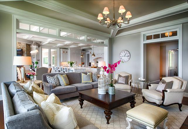 Living Room. Living