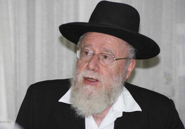 Rabbi Dov Lior